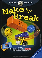 271573 Настольная игра Make n Break Кубики и блоки